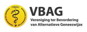 logo VBAG met tekst